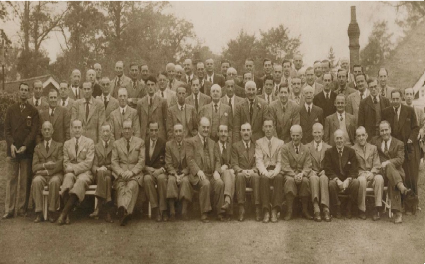 The Hazards Inaugural Meeting - 1936